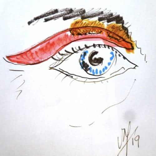 dessin paupiere 2019 chirurgie de la paupiere paris blepharoplastie paris docteur vladimir mitz chirurgien esthetique 75006 chirurgien esthetique paris 6